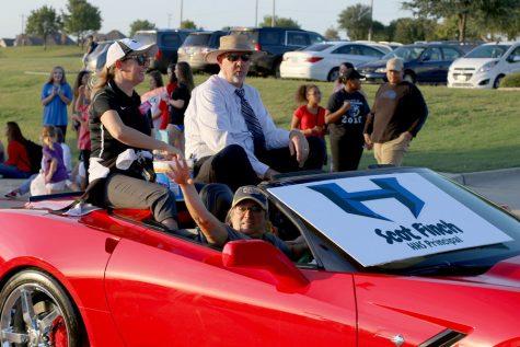 Photo Gallery: Homecoming Parade 10/4