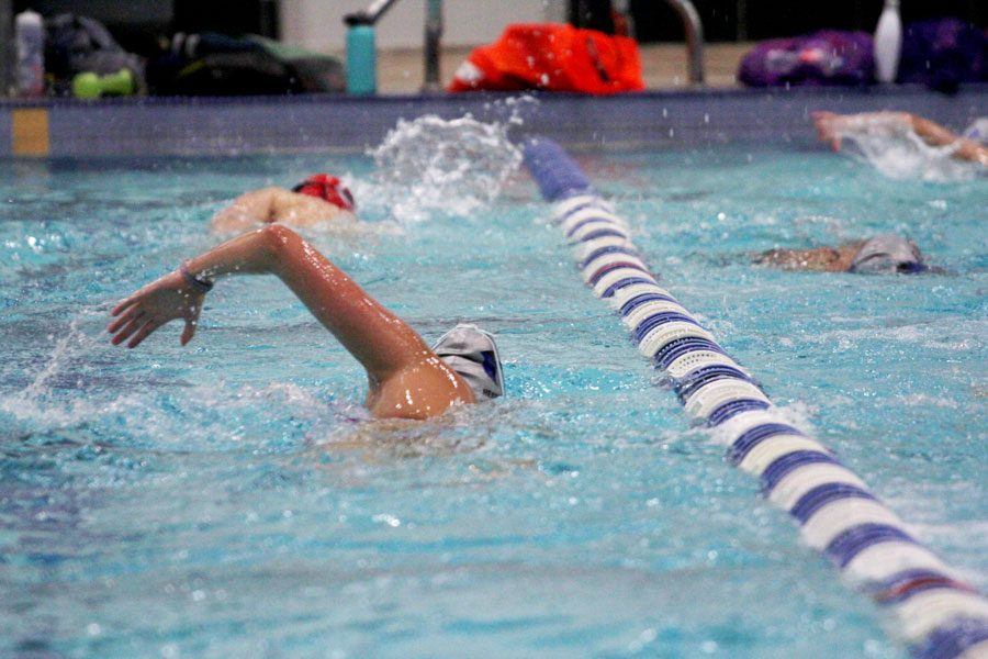 Swim and dive to participate in TISCA meet