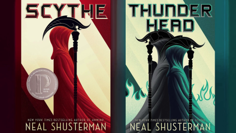 """Shusterman brings thunder with sequel to """"Scythe"""""""