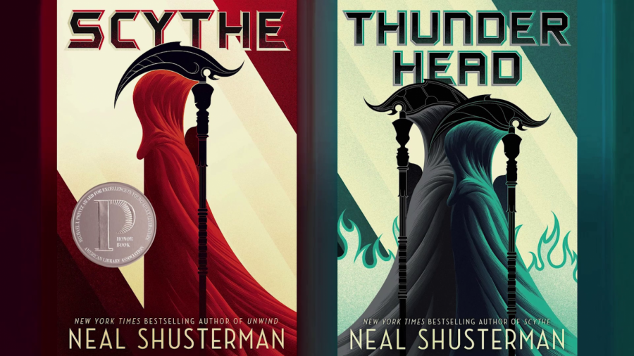 Shusterman+brings+thunder+with+sequel+to+%E2%80%9CScythe%E2%80%9D