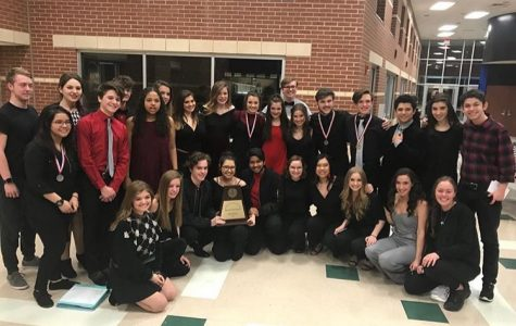 One Act advances to bi-district