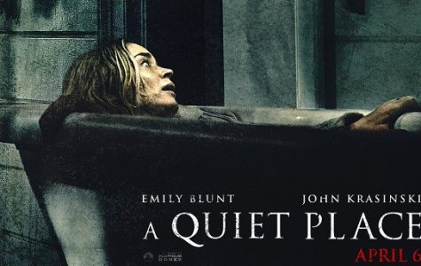 """The silence says it all in """"A Quiet Place"""""""