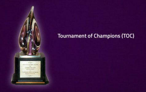 Debate to compete in Tournament for Champions