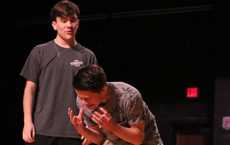 Theater department to hold final performance of year with improv show May 24