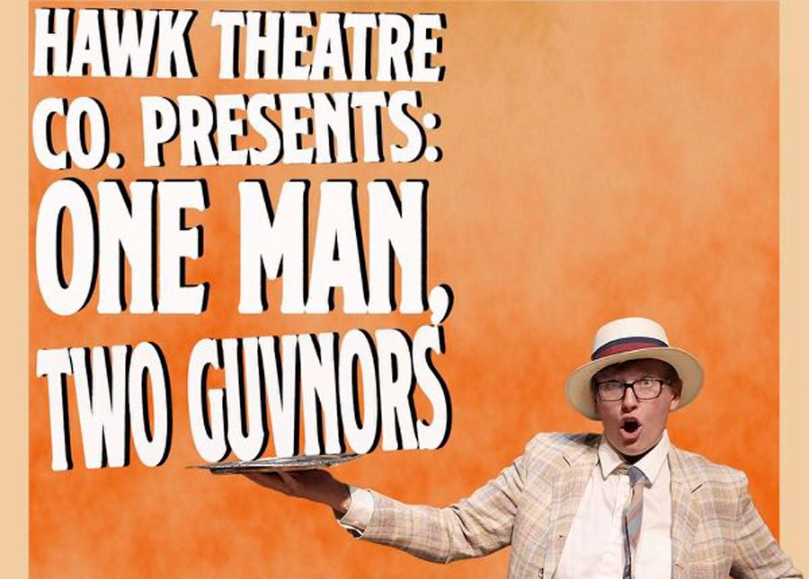 Hawk+Theatre+Company+presents+One+Man%2C+Two+Guvnors