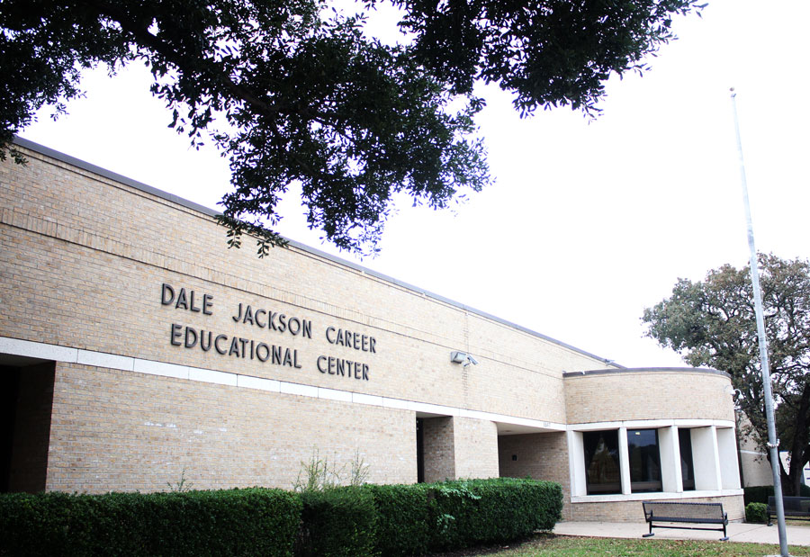A new career center set to replace the current Dale Jackson Career Center in August 2020.