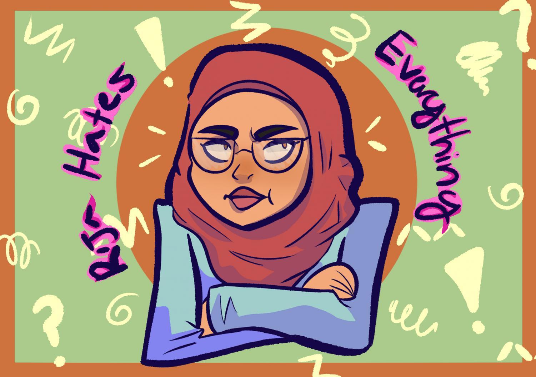 Illustration by Yasmin Haq