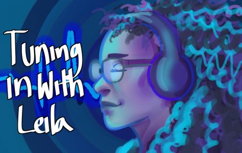 Tuning in with Leila: Lit on fire