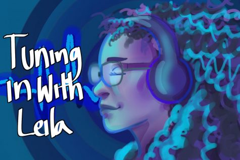 Tuning in with Leila