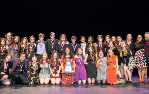 Theater UIL One Act Advances to Regionals