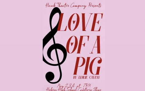 "Hawk Theatre Company to perform ""Love of a Pig"""