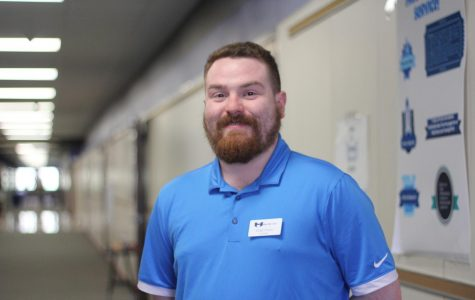 Teacher Tea: Chad Prock