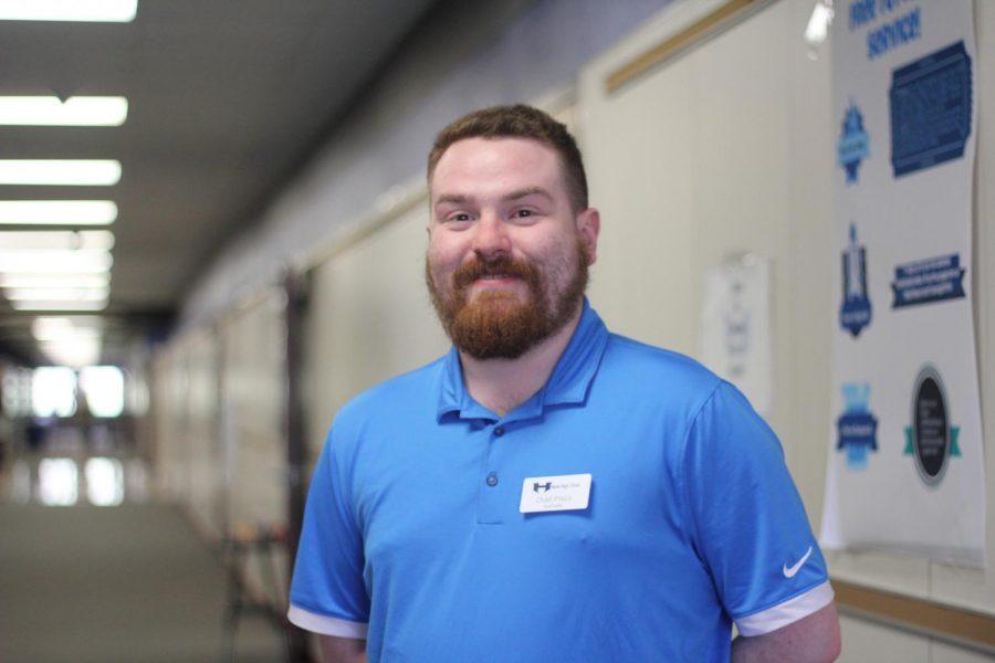 Teacher Tea: Chad Prock