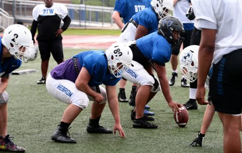 Football to play seventh annual spring game