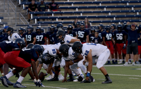 Football team prepares for season-opener against Plano