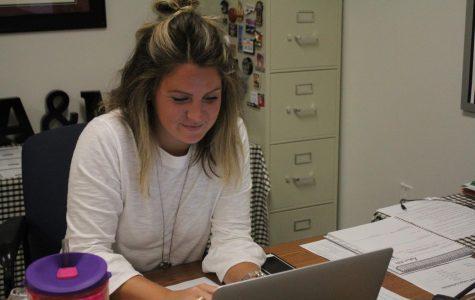 Teacher Tea: Megan Stinson