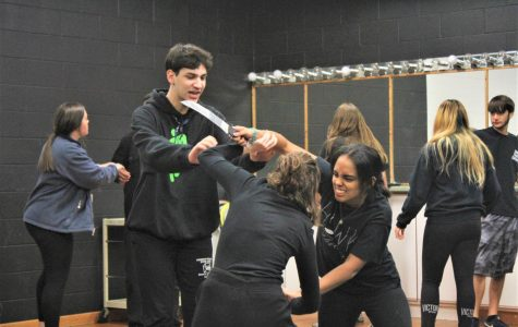 "Hawk Theatre Company to perform ""Romeo & Juliet"""