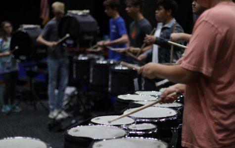Percussion to compete at Lone Star Classic Saturday