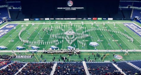 Band awarded 4th place at UIL State competition