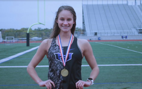 Junior to compete at cross country state meet Saturday