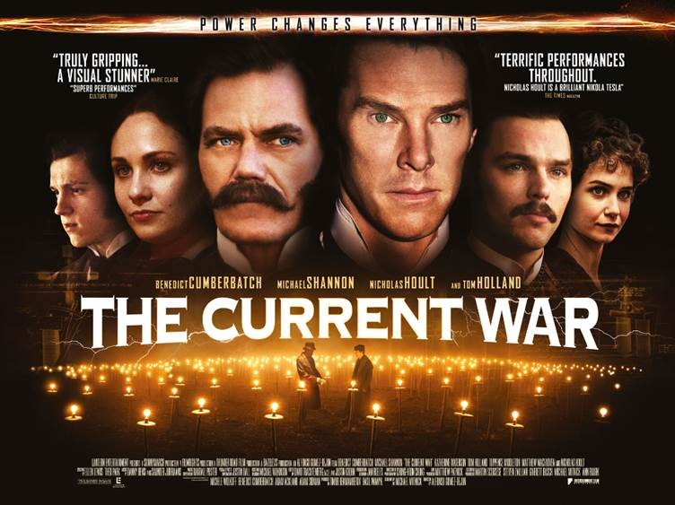 The Current War shocks U.S. viewers