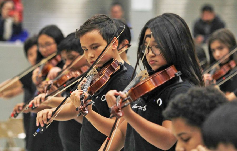 District postpones removal of middle school orchestra program
