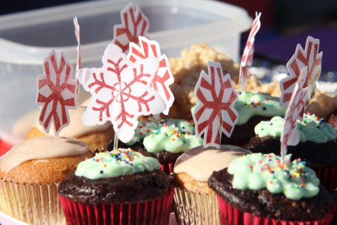 Photo Gallery: UNICEF bake sale