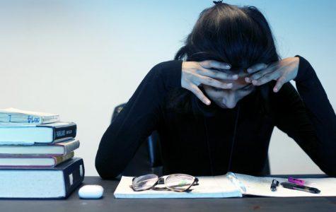 Teachers, students discuss how homework impacts stress