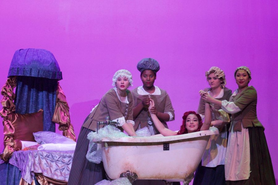 "Theater Company to Perform ""The Little Mermaid"""