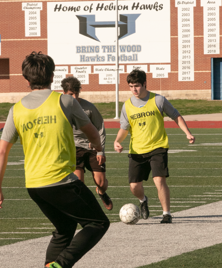 Soccer prepares for district season after tournament in Georgetown
