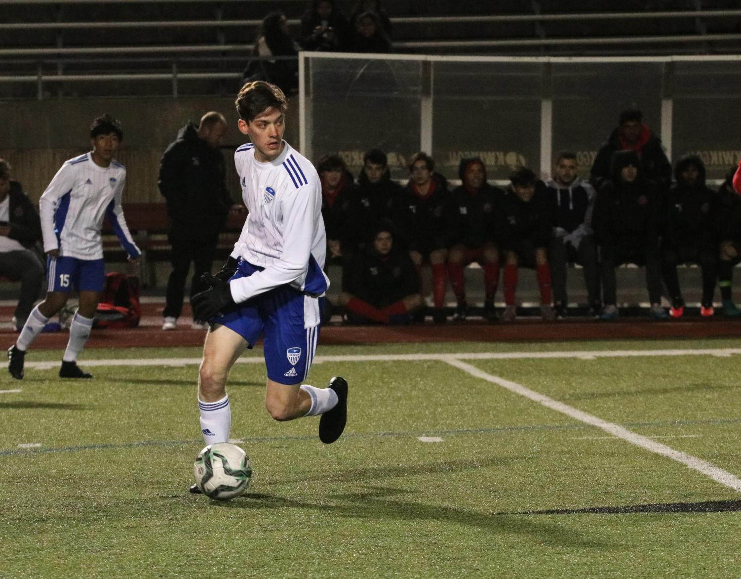 Soccer to play Flower Mound Feb. 4
