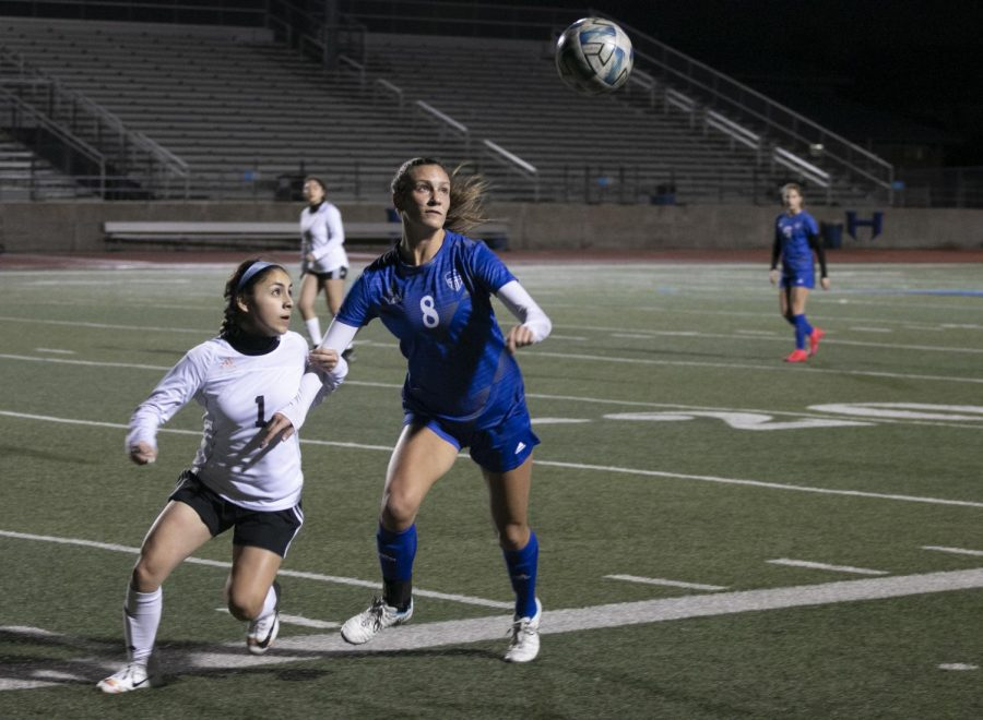 Photo Gallery: Girls soccer 2/18