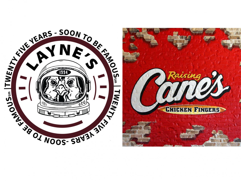 Layne's vs. Cane's