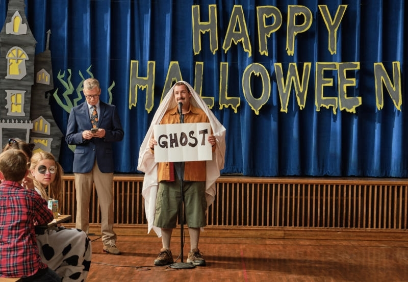 Main+character+Hubie+Dubois+%28Adam+Sandler%29+gives+a+presentation+to+kids+at+Salem+Elementary+about+Halloween+Safety.+His+usual+concerns+for+Halloween+night+consist+of+kids+getting+scared+or+taking+too+much+candy%2C+but+just+a+few+hours+after+this+presentation%2C+Dubois+would+encounter+a+real+catastrophe.