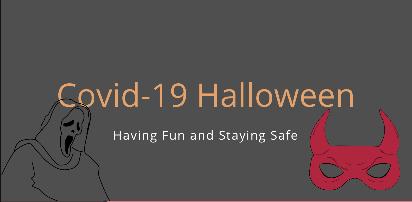Infographic: COVID-19 Halloween
