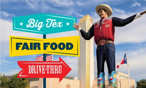 The Big Tex Fair Food Drive-Thru will be open from Sept. 25 to Oct. 18 at Fair Park.
