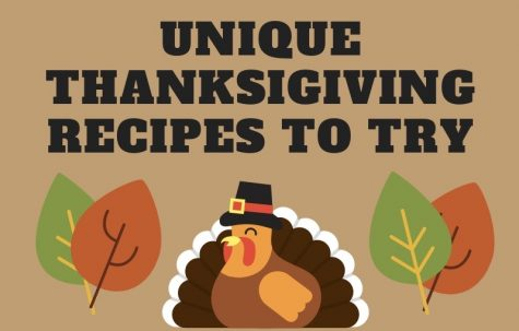 Infographic: Thanksgiving recipes