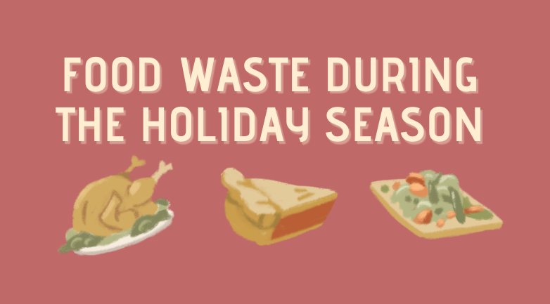 Food waste during the holiday season