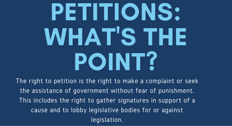 Petitions_ What's the point_ (1)
