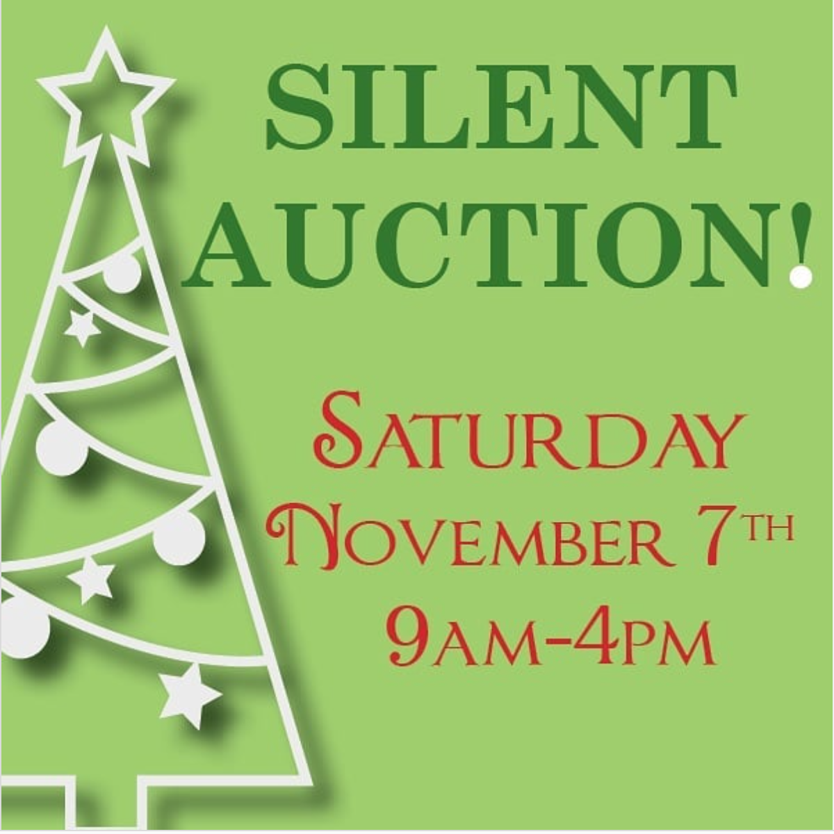 Silver Wings to host virtual silent auction