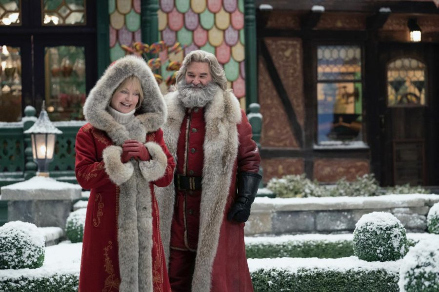 "The sequel to ""The Christmas Chronicles"" was not comparable to the first"