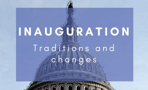 Infographic: Inauguration traditions and changes