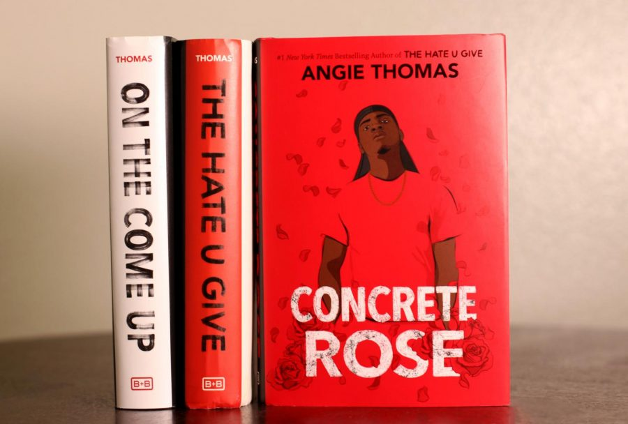 "Angie Thomas' ""Concrete Rose"" is a wild ride through life in Garden Heights"