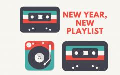Navigation to Story: Playlist: new year, new playlist