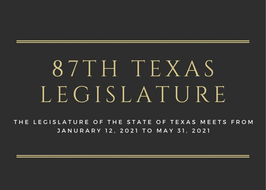 Infographic: 87th Texas Legislature