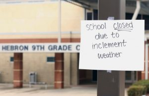 Staff Editorial: The school board should vote to postpone finals