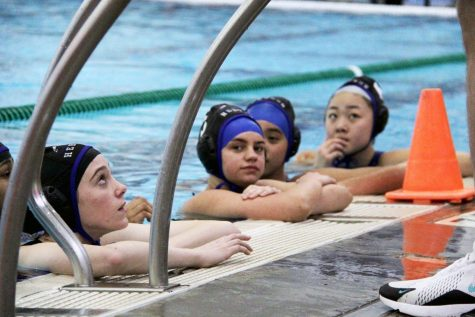 Photo Gallery: Water polo Marcus Spring Invite
