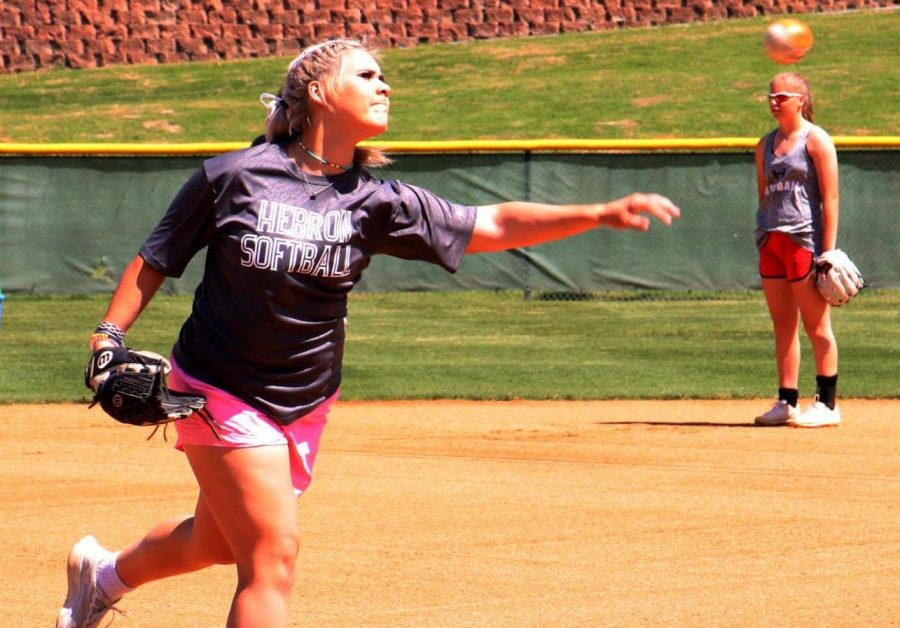 Softball to compete against Marcus April 10
