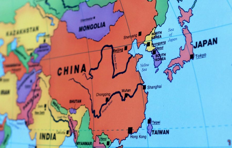 The People's Republic of China (PRC) is the country itself whereas the Chinese Communist Party (CCP) is the political party in control of China. The Republic of China (ROC) is known as the island of Taiwan; however, Taiwan's status is split among those who believe they are the true China and want eventual reunification and those that believe Taiwan is a sovereign state and no longer part of China.