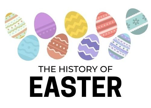 Infographic: The history of Easter